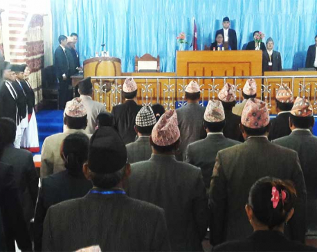 First PA meeting concludes in province 2, 5, 6 and 7 today