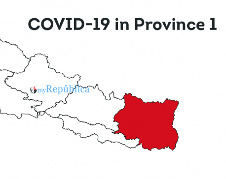 Province 1 reports five new deaths, COVID-19 death tally nears 100