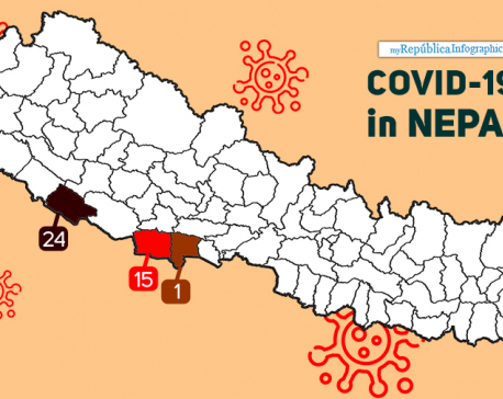 COVID-19 spreading in Kapilvastu, 15 cases so far