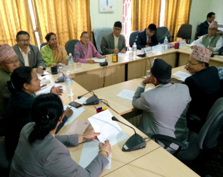 PHSC meet asks Speaker to set election date of its chair