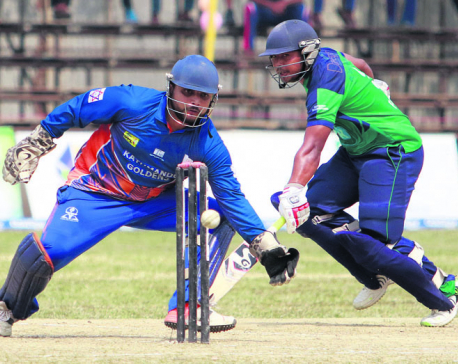 Paras-led Chauraha risks crashing out