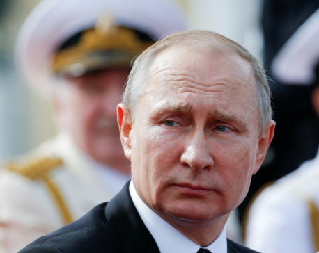 Putin says US will have to shed 755 from diplomatic staff