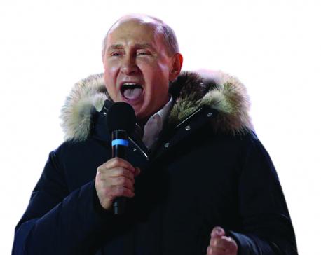 What Putin won