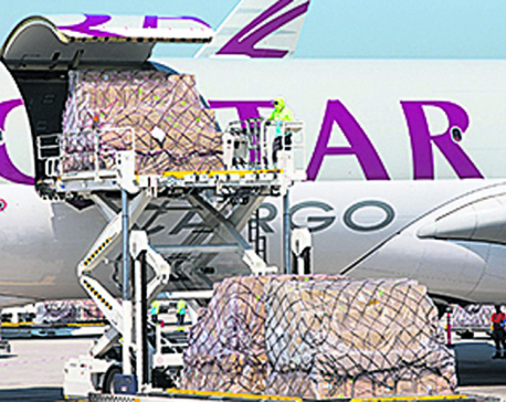 Qatar Airways starts cargo flights to Phnom Pehn