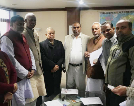 FSFN, RJPN sign poll alliance deal in Province 2