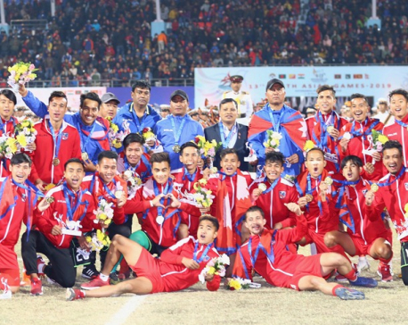 13th SAG comes to a close, Nepal second with 51 gold medals (with photos)