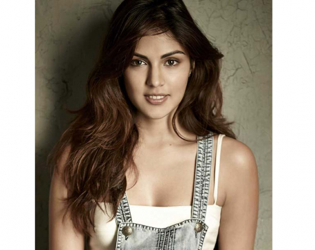 Actor Rhea Chakraborty arrested in drugs case in Mumbai
