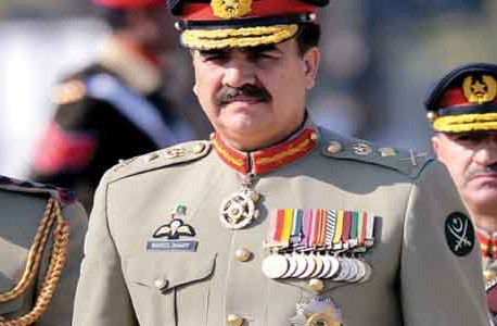 Army Chief confirms death sentences of 10 terrorists