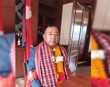 Chhetri is new CAAN director general