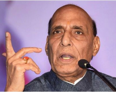 India-Nepal ties are unbreakable, says India's Defence Minister Rajnath Singh
