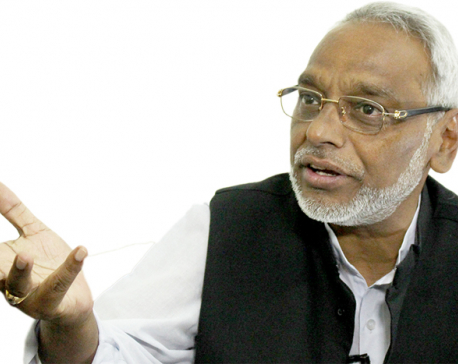 Discussion underway for unification between RJP-N and FSFN: Mahato