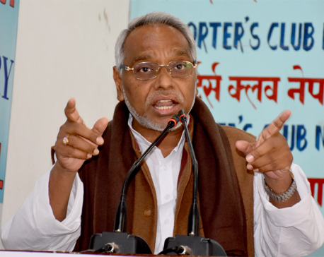 We will not allow polls if the statute not amended by May 18: Mahato
