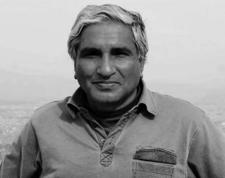 Senior journalist Rajendra Dev Acharya passes away