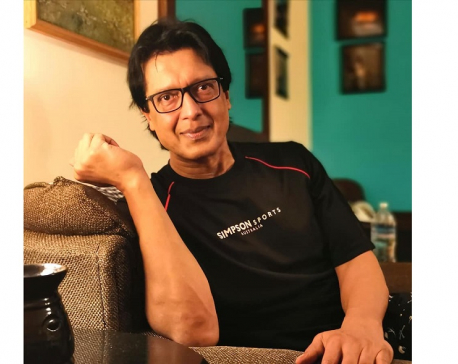 Rajesh Hamal urges the public to stop bullying others on social media platforms (with video)