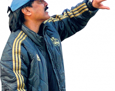 Raju Kaji Shakya to take charge of Nepal U23 side