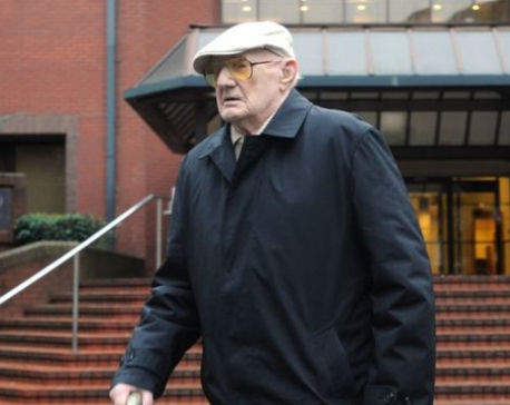 101-year-old UK man jailed for earlier child sex offenses