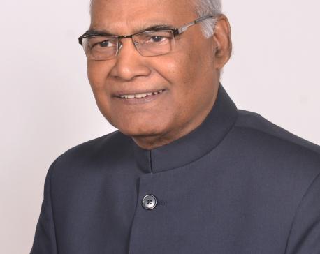 Modi's ruling BJP backs low-caste leader Ram Nath Kovind for president of India