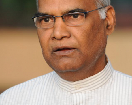 Parliament elects president, BJP-backed candidate Ram Nath Kovind favorite