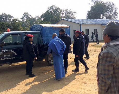 Police raid Bamjan ashram, return empty-handed