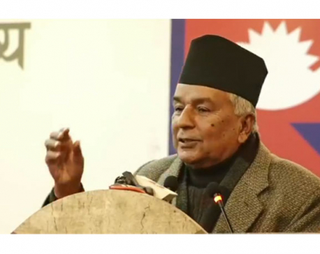 Communist govt did nothing except selling dreams: NC leader Poudel