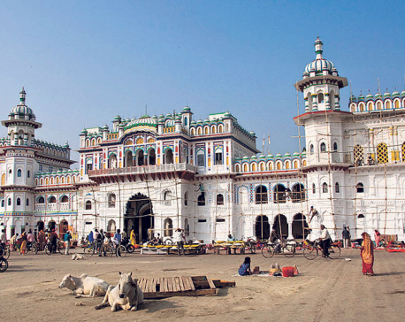 Reviving Janakpur's pride