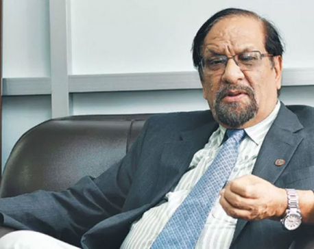 NC leader Dr Mahat attacks white paper as ludicrous