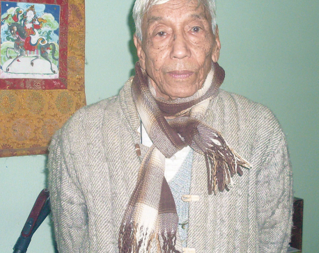 Veteran NC leader Joshi no more