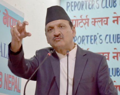 If allegations leveled against me proved, I will step down: FM Mahat