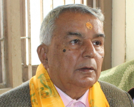 NC won't quit govt unless National Assembly formed: Paudel