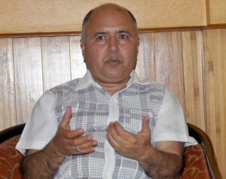 Rameshwor Khanal quits Naya Shakti