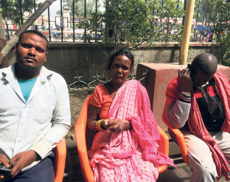 Doctors' strike: Patients forced to spend nights on cold hospital floors
