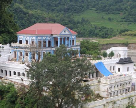 Rani Mahal destination for lovebirds