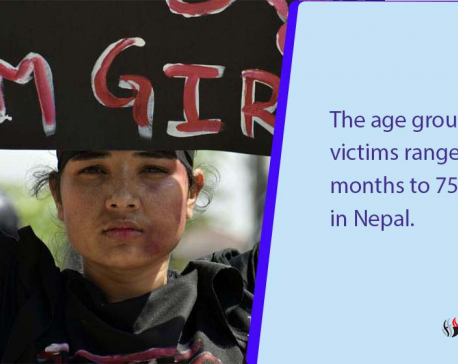 Rape cases in Nepal peaked in past two months