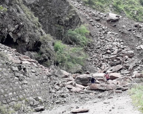 131 roads partially operational
