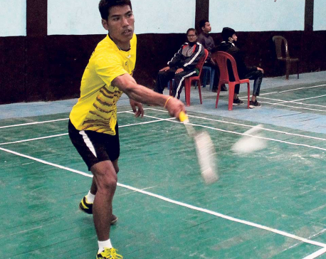 Ratnajit to face Deepesh in final