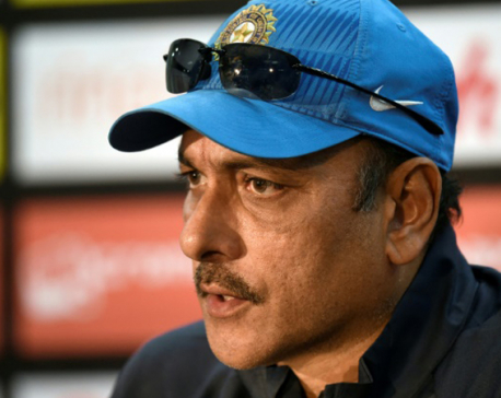 Shastri to apply for Indian coaching job