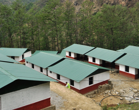 More than 81,000 houses reconstructed in Sindhupalchowk
