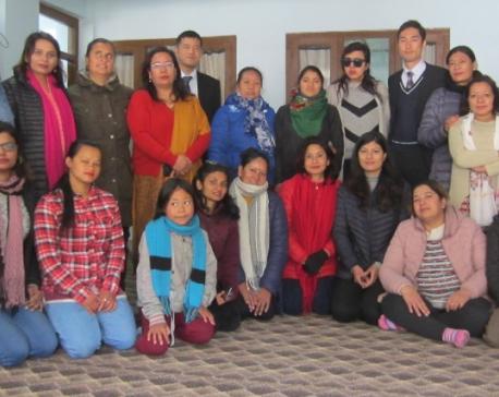 Japanese Embassy hands over rehabilitation center to NDWA