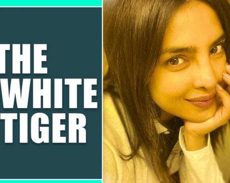Priyanka Chopra wraps up shooting for her Netflix film 'White Tiger'