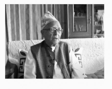 Rewati Raman Khanal, former chief secretary of Narayanhiti Palace, passes away