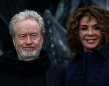 'Alien' director Ridley Scott 'heads for wider universe'