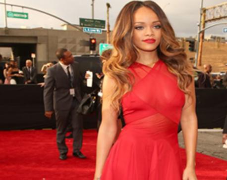 Rihanna dreams of Oscars and Grammys