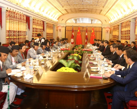 Xi visit will take bilateral ties to new heights: Leaders across parties