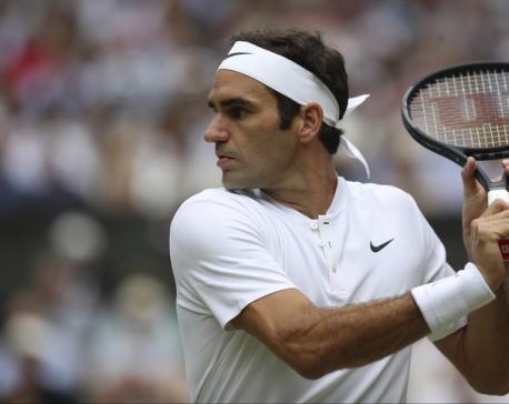 Federer wins 8th Wimbledon title, beats Cilic