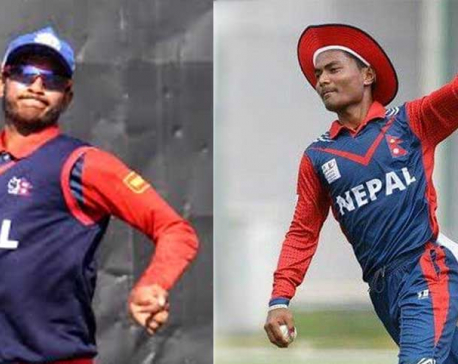 Nepali Cricket team announced for Division 2 (with name-list)