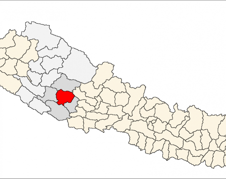 Banda enforced in Rolpa against splitting of Province-5