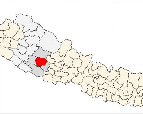 Banda enforced in Rolpa against splitting of Province-5