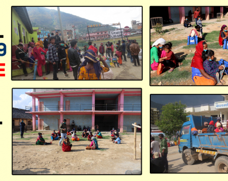 Rolpa finds it harder to cope with lockdown, mental health issues surfacing
