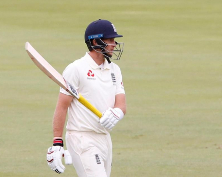 Root's year of frustration as England falter in test arena