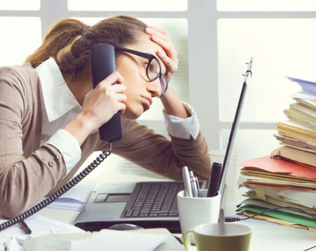 Different ways to get through a rough patch at work